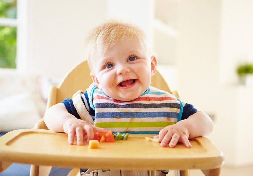 Baby Led Weaning | Mom365